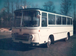 Bus Fiat Garbin anni 70